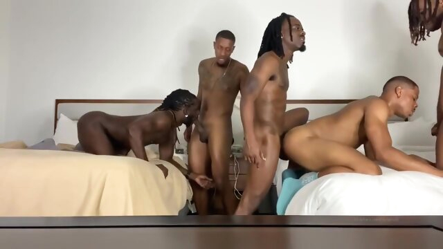 Quarantine Group Set sex gay sex bareback